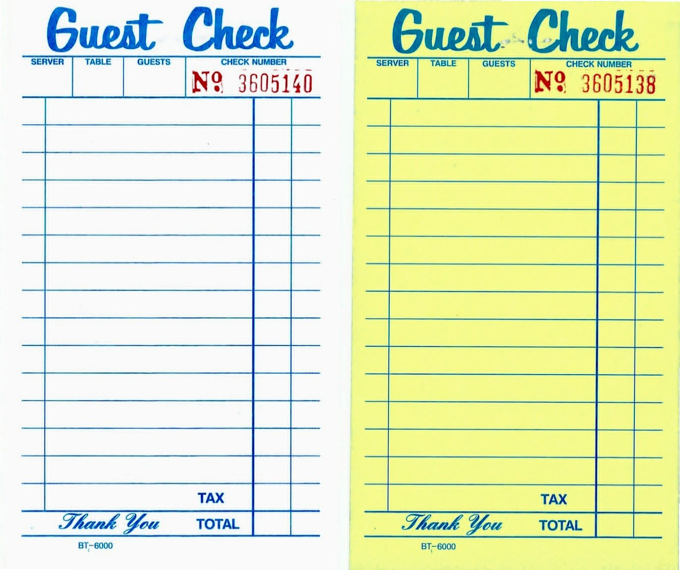 printable guest checks koni polycode co